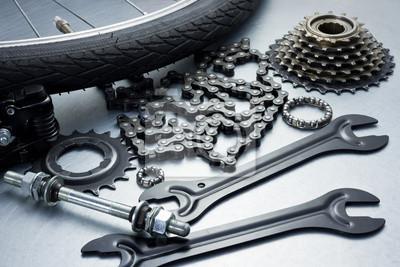 Afbeeldingsresultaat voor afbeelding reparatie fiets